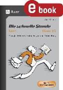 Cover-Bild zu Die schnelle Stunde Sport Klasse 1-2 (eBook) von Marxen, Anne