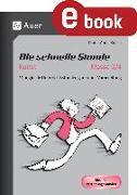 Cover-Bild zu Die schnelle Stunde Kunst Kl. 3-4 (eBook) von Kupka, Diana-Anna