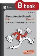 Cover-Bild zu Die schnelle Stunde Ethik Kl.1-2 (eBook) von Moers, Edelgard