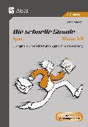Cover-Bild zu Die Schnelle Stunde Sport Klasse 3-4 von Marxen, Anne