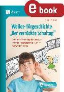 Cover-Bild zu Weiter-Hörgeschichte Der verrückte Schultag (eBook) von Reichel, Sabine