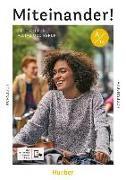 Cover-Bild zu Miteinander! Deutsch für Alltag und Beruf A1.1. Kursbuch + Arbeitsbuch plus interaktive Version von Beck, Juliane