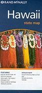 Cover-Bild zu Rand McNally Hawaii State Map von Rand McNally (Hrsg.)