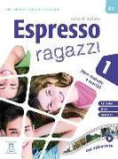 Cover-Bild zu Espresso ragazzi 1. Kurs- und Arbeitsbuch mit DVD-ROM und Audio-CD von Orlandino, Euridice