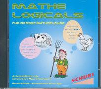 Cover-Bild zu Mathe-Logicals für grosse Mathefüchse 3./4. Schuljahr. Kopiervorlagen von Stucki, Barbara