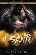 Cover-Bild zu Il Santo (La Malavita di Boston) (eBook) von Zavarelli, A.