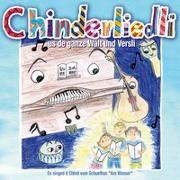 Cover-Bild zu Chinderliedli us de ganze Wält und Versli