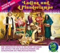Cover-Bild zu Ladina und d Plunderlampe, Hörspiel