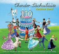 Cover-Bild zu Chinder-Sächsilüüte, CD