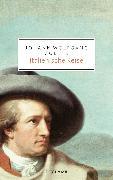 Cover-Bild zu Italienische Reise (eBook) von Goethe, Johann Wolfgang