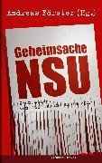 Cover-Bild zu Geheimsache NSU (eBook) von Brunner, Frank