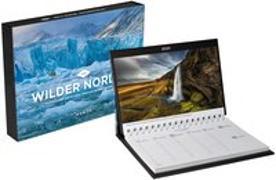 Cover-Bild zu Wilder Norden Tischkalender 2021