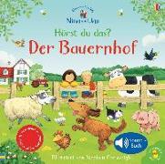 Cover-Bild zu Nina und Jan - Hörst du das? Der Bauernhof