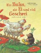 Cover-Bild zu Ein Huhn, ein Ei und viel Geschrei
