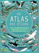 Cover-Bild zu Der Atlas der Ozeane