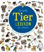 Cover-Bild zu Das große Tierlexikon für Kinder