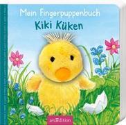 Cover-Bild zu Mein Fingerpuppenbuch - Kiki Küken