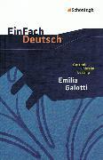 Cover-Bild zu Gotthold Ephraim Lessing: Emilia Galotti von Heider, Martin