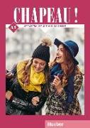 Cover-Bild zu Chapeau ! A1. Sprachtrainer mit Audios online von Rousseau, Pascale