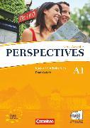 Cover-Bild zu Perspectives, Französisch für Erwachsene, Ausgabe 2009, A1, Kurs- und Arbeitsbuch mit Lösungsheft und Wortschatztrainer, Inkl. komplettem Hörmaterial (2 CDs) von Rousseau, Pascale