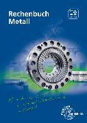 Cover-Bild zu Rechenbuch Metall von Burmester, Jürgen