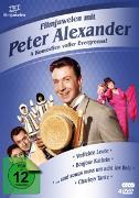 Cover-Bild zu 4 Komödien voller Evergreens! von Peter Alexander (Schausp.)