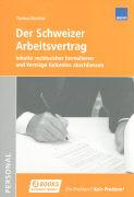 Cover-Bild zu Der Schweizer Arbeitsvertrag