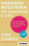 Cover-Bild zu Souverän investieren mit Indexfonds und ETFs