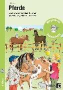 Cover-Bild zu Pferde von Lechner, Ruth
