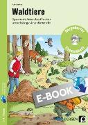 Cover-Bild zu Waldtiere (eBook) von Lechner, Ruth