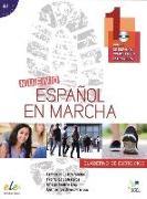 Cover-Bild zu Nuevo Español en marcha 1. Arbeitsbuch mit Audio-CD von Castro Viúdez, Francisca