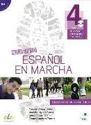 Cover-Bild zu Nuevo Español en marcha 04. Arbeitsbuch mit Audio-CD von Castro Viúdez, Francisca