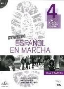 Cover-Bild zu Nuevo Español en marcha 04. Lehrerhandbuch von Castro Viúdez, Francisca