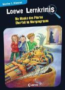 Cover-Bild zu Loewe Lernkrimis - Die Maske des Pharao / Überfall im Morgengrauen von Neubauer, Annette