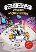 Cover-Bild zu Escape Stories - Mission Mondlandung von Doyle, Bill