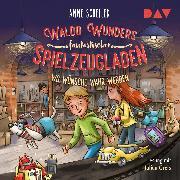 Cover-Bild zu Waldo Wunders fantastischer Spielzeugladen - Teil 2: Wo Wünsche wahr werden (Audio Download) von Scheller, Anne
