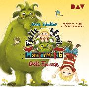 Cover-Bild zu Fjelle und Emil Monstermäßig beste Freunde (Audio Download) von Scheller, Anne