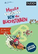 Cover-Bild zu Weltenfänger: Heute entdecke ich die Buchstaben von Holzwarth-Raether, Ulrike