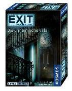 Cover-Bild zu EXIT - Die unheimliche Villa von Brand, Inka