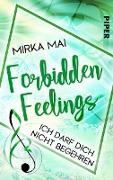 Cover-Bild zu Ich darf dich nicht begehren (eBook) von Mai, Mirka