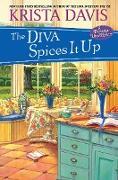 Cover-Bild zu The Diva Spices It Up (eBook) von Davis, Krista