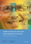 Cover-Bild zu Statistisches Jahrbuch der Schweiz 2019 Annuaire statistique de la Suisse 2019 von Bundesamt für Statistik (Hrsg.)