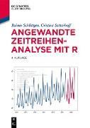 Cover-Bild zu Angewandte Zeitreihenanalyse mit R (eBook) von Schlittgen, Rainer