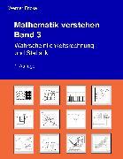 Cover-Bild zu Wahrscheinlichkeitsrechnung und Statistik (eBook) von Fricke, Werner