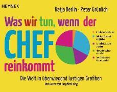 Cover-Bild zu Was wir tun, wenn der Chef reinkommt von Berlin, Katja