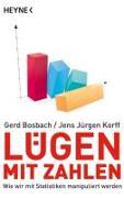 Cover-Bild zu Lügen mit Zahlen von Bosbach, Gerd