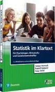 Cover-Bild zu Statistik im Klartext (eBook) von Heimsch, Fabian