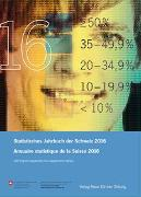Cover-Bild zu Statistisches Jahrbuch der Schweiz 2016 Annuaire statistique de la Suisse 2016 von Bundesamt für Statistik (Hrsg.)
