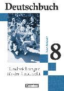 Cover-Bild zu Deutschbuch Gymnasium, Allgemeine bisherige Ausgabe, 8. Schuljahr, Handreichungen für den Unterricht von Brenner, Gerd