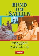 Cover-Bild zu Rund um ..., Sekundarstufe I, Rund um Satiren, Kopiervorlagen von Bonk, Christiane